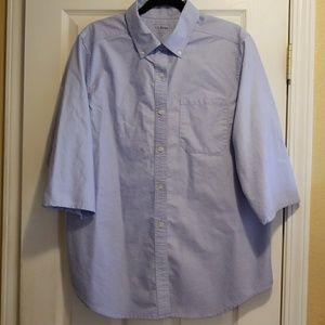 L.L. Bean° Women's Pinpoint Oxford Shirt
